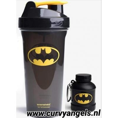 Smartshake beker Batman + Whey2Go