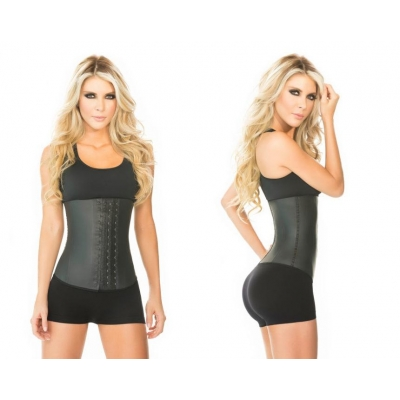 3 Hooks Clasica Latex Waist Trainer