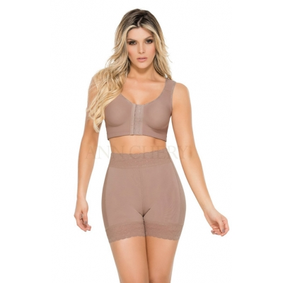 High waist short (HOOG MODEL)