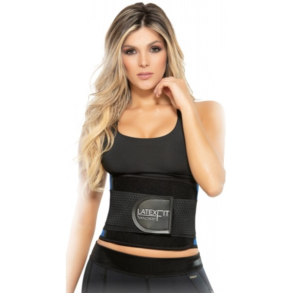 4350580c4ca99 Latex Fit Waist Trimmer Belt